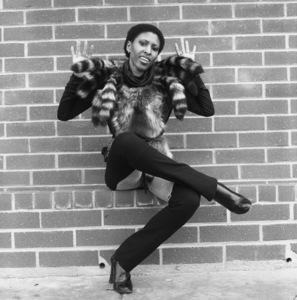 Nona Hendryx of Labellecirca 1978 © 1978 Bobby Holland - Image 23835_0004