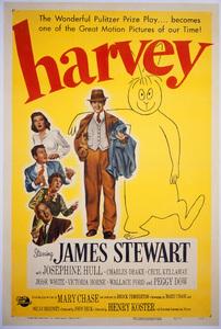 """Harvey"" (poster)1950** T.N.C. - Image 23838_0026"
