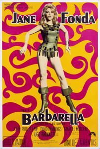 """""""Barbarella"""" (Poster)1968** T.N.C. - Image 23838_0035"""