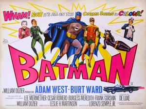 """Batman: The Movie"" (Poster)1966** T.N.C. - Image 23838_0036"