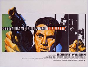 """""""Bullitt"""" (Poster)1968** T.N.C. - Image 23838_0040"""