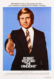 """""""The Candidate"""" (Poster)1972** T.N.C. - Image 23838_0042"""