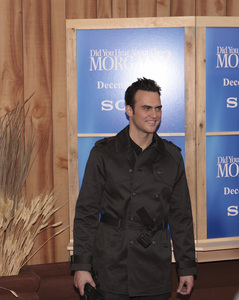 """""""Did You Hear About the Morgans?"""" PremiereCheyenne Jackson12-14-2009 / Ziegfeld Theater / New York, NY / Sony Pictures / Photo by Cecelia Post - Image 23840_0023"""