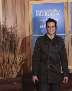 """""""Did You Hear About the Morgans?"""" PremiereCheyenne Jackson12-14-2009 / Ziegfeld Theater / New York, NY / Sony Pictures / Photo by Cecelia Post - Image 23840_0024"""