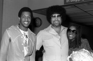 Henry Garner, Norman Whitfield, Gwen Dickey in Los Angeles 1978 © 1978 Bobby Holland - Image 23841_0002