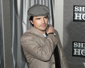 """""""Sherlock Holmes"""" PremiereMatthew Settle12-17-2009 / Lincoln Center Starr Theater / New York, NY / Warner Brothers / Photo by Cecelia Post - Image 23847_0027"""