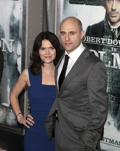 """""""Sherlock Holmes"""" PremiereMark Strong12-17-2009 / Lincoln Center Starr Theater / New York, NY / Warner Brothers / Photo by Cecelia Post - Image 23847_0050"""
