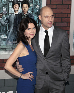 """""""Sherlock Holmes"""" PremiereMark Strong12-17-2009 / Lincoln Center Starr Theater / New York, NY / Warner Brothers / Photo by Cecelia Post - Image 23847_0052"""