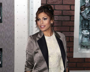 """Sherlock Holmes"" PremiereEva Mendes12-17-2009 / Lincoln Center Starr Theater / New York, NY / Warner Brothers / Photo by Cecelia Post - Image 23847_0064"
