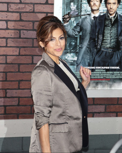 """Sherlock Holmes"" PremiereEva Mendes12-17-2009 / Lincoln Center Starr Theater / New York, NY / Warner Brothers / Photo by Cecelia Post - Image 23847_0065"