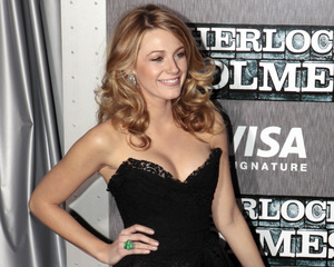 """""""Sherlock Holmes"""" PremiereBlake Lively12-17-2009 / Lincoln Center Starr Theater / New York, NY / Warner Brothers / Photo by Cecelia Post - Image 23847_0078"""