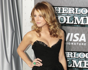"""""""Sherlock Holmes"""" PremiereBlake Lively12-17-2009 / Lincoln Center Starr Theater / New York, NY / Warner Brothers / Photo by Cecelia Post - Image 23847_0080"""