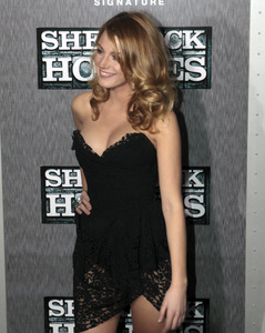 """""""Sherlock Holmes"""" PremiereBlake Lively12-17-2009 / Lincoln Center Starr Theater / New York, NY / Warner Brothers / Photo by Cecelia Post - Image 23847_0081"""