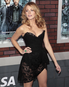"""""""Sherlock Holmes"""" PremiereBlake Lively12-17-2009 / Lincoln Center Starr Theater / New York, NY / Warner Brothers / Photo by Cecelia Post - Image 23847_0085"""