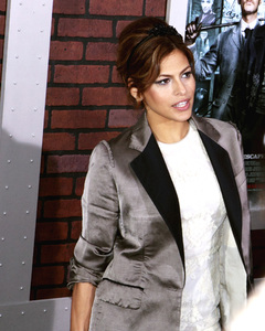 """""""Sherlock Holmes"""" PremiereEva Mendes12-17-2009 / Lincoln Center Starr Theater / New York, NY / Warner Brothers / Photo by Cecelia Post - Image 23847_0096"""