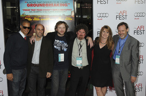 """Fantastic Mr. Fox"" PremiereCast and crew from ""Icons Among Us""10-30-2009 / Grauman"