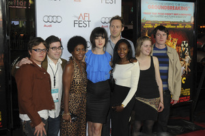 """Fantastic Mr. Fox"" PremiereCast and Crew from ""Modus Operandi""10-30-2009 / Grauman"