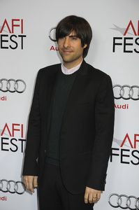 "Jason Schwartzman""Fantastic Mr. Fox"" Premiere10-30-2009 / Grauman"