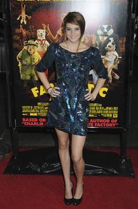 """Fantastic Mr. Fox"" PremiereShailene Woodley10-30-2009 / Grauman"