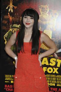 """Fantastic Mr. Fox"" PremiereLauren McKnight10-30-2009 / Grauman"