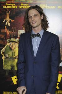 """Fantastic Mr. Fox"" PremiereMatthew Gray Gubler10-30-2009 / Grauman"