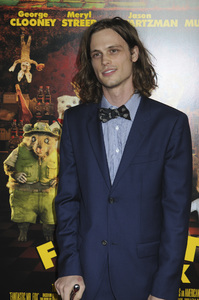 """Fantastic Mr. Fox"" PremiereMatthew Gray Gubler10-30-2009 / Grauman"