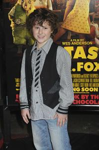 """""""Fantastic Mr. Fox"""" PremiereNolan Gould10-30-2009 / Grauman"""