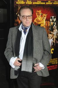 """Fantastic Mr. Fox"" PremierePeter Bogdanovich10-30-2009 / Grauman"