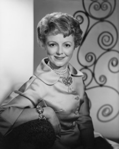Janet Gaynor 1954Photo By Gabi Rona - Image 2385_0010