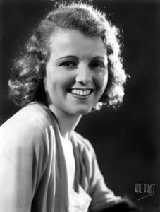 Janet GaynorCirca 1935 Fox Film Corp.Photo By Hal Phyfe**I.V. - Image 2385_0040
