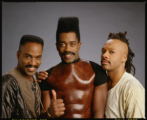 Cameo (Tomi Jenkins, Larry Blackmon, Nathan Leftenant)1986 © 2009 Bobby Holland - Image 23853_0002