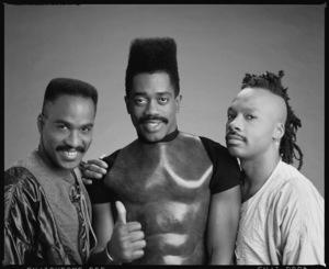 Cameo (Tomi Jenkins, Larry Blackmon, Nathan Leftenant)1986 © 2009 Bobby Holland - Image 23853_0003