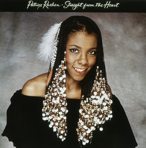 """Patrice Rushen album """"Straight from the Heart""""1982© 1982 Bobby Holland - Image 23854_0005"""