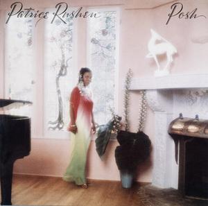 "Patrice Rushen album cover ""Posh""1980© 1980 Bobby Holland - Image 23854_0006"