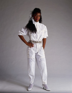 Patrice Rushencirca 1980© 1980 Bobby Holland - Image 23854_0014