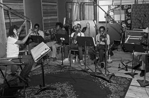 Patrice Rushen at Conway Recording Studioscirca 1980© 1980 Bobby Holland - Image 23854_0015