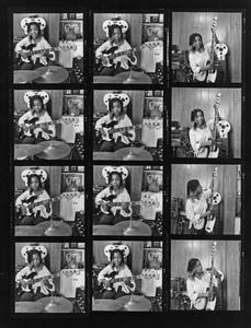Patrice Rushencirca 1980s© 1980 Bobby Holland - Image 23854_0025