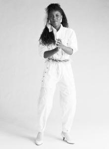 Patrice Rushen circa 1980s© 1980 Bobby Holland - Image 23854_0043