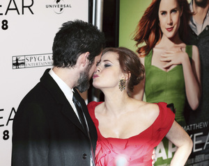 """""""Leap Year"""" PremiereAmy Adams and Darren Le Gallo1-6-2010 / DGA Theater / New York NY / Universal Studios / Photo by Cecelia Post - Image 23862_0081"""