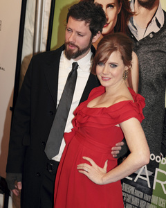 """""""Leap Year"""" PremiereAmy Adams and Darren Le Gallo1-6-2010 / DGA Theater / New York NY / Universal Studios / Photo by Cecelia Post - Image 23862_0099"""