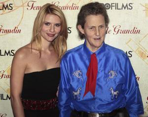 """Temple Grandin"" PremiereClaire Danes, Temple Grandin1-26-2010 / Time Warner Center / New York NY / HBO Films / Photo by Cecelia Post - Image 23870_0043"