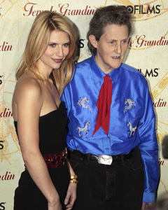 """Temple Grandin"" PremiereClaire Danes, Temple Grandin1-26-2010 / Time Warner Center / New York NY / HBO Films / Photo by Cecelia Post - Image 23870_0045"