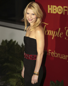 """Temple Grandin"" PremiereClaire Danes1-26-2010 / Time Warner Center / New York NY / HBO Films / Photo by Cecelia Post - Image 23870_0053"
