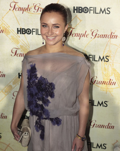 """Temple Grandin"" PremiereHayden Panettiere1-26-2010 / Time Warner Center / New York NY / HBO Films / Photo by Cecelia Post - Image 23870_0060"