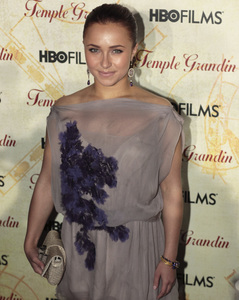 """""""Temple Grandin"""" PremiereHayden Panettiere1-26-2010 / Time Warner Center / New York NY / HBO Films / Photo by Cecelia Post - Image 23870_0061"""