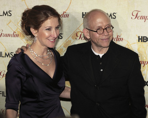 """Temple Grandin"" PremiereEmily Gerson Saines, Bob Balaban1-26-2010 / Time Warner Center / New York NY / HBO Films / Photo by Cecelia Post - Image 23870_0086"