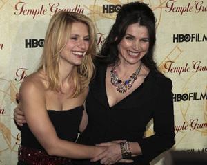 """Temple Grandin"" PremiereClaire Danes, Julia Ormand1-26-2010 / Time Warner Center / New York NY / HBO Films / Photo by Cecelia Post - Image 23870_0097"