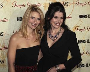 """Temple Grandin"" PremiereClaire Danes, Julia Ormand1-26-2010 / Time Warner Center / New York NY / HBO Films / Photo by Cecelia Post - Image 23870_0098"