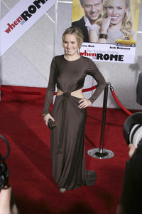 """""""When in Rome"""" PremiereKristen Bell 1-27-2010 / El Capitan Theater / Hollywood CA / Touchstone Pictures / Photo by Heather Hixon - Image 23871_0012"""