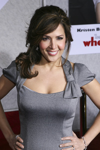 """""""When in Rome"""" PremiereMaria Canals-Barrera1-27-2010 / El Capitan Theater / Hollywood CA / Touchstone Pictures / Photo by Heather Hixon - Image 23871_0029"""